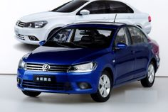 69.80$  Buy here - http://alizsr.worldwells.pw/go.php?t=2052611490 - Blue 1:18 Volkswagen VW New Jetta 2013 Alloy Model Diecast Show Car Classic toys Scale Models Toy Car 69.80$