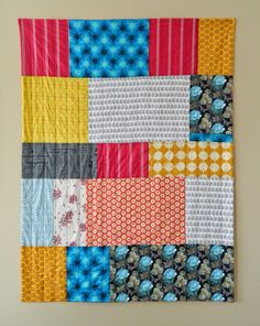 s.o.t.a.k handmade: super squishy quilted blanket