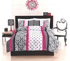 Bedding sets on pinterest twin comforter sets teen girl bedding