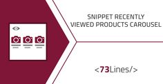 Recently Viewed Products Carousel Snippet Odoo App | 73Lines