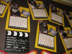 Hollywood Theme Classroom Ideas | ... of bb repinned from hollywood theme classroom ideas by kathryn carden