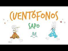 CUENTOFONOS: SAPO YURURÚ - CUENTO CANCIÓN - YouTube Action Songs, Music Classroom, Conte, Musicals, Snoopy, Messages, Education, Videos, Learning