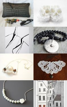Black and white by carole on Etsy--Pinned with TreasuryPin.com
