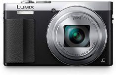 Sehr gute Kamera von Panasonic  Elektronik & Foto, Kamera & Foto, Digitalkameras, Kompaktkameras Canon Kamera, Leica, Angles, Super Zoom, Wifi, Usb, Color Plata, Camera Gear, Shutter Speed