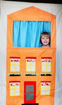@EmilyBishman, this is the puppet theater in my book.  I will not be doing this.