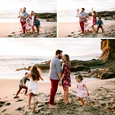 The Brown Family [Lifestyle Session] » Lauren Scotti Photographer » Creative wedding and portrait photography serving Orange County, available worldwide