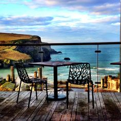 The Scarlet - Cornwall's luxury eco hotel
