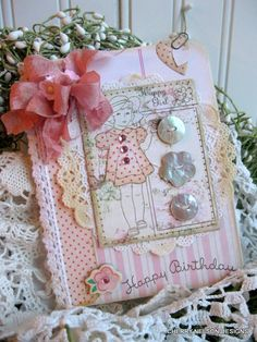 Vintage Cards by Cherry's Jubilee