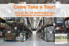 Want to learn more about your local food bank? Come see how we fight hunger in person! Sign up for a tour today! Join us the first Wednesday and third Saturday of every month. More info... #Mesa #Chandler #Gilbert #Tempe #Phoenix