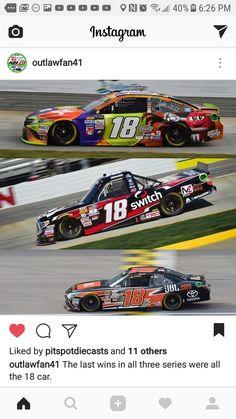 Toyota Racing NASCAR 18