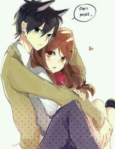 Miyamura ~ She's mine
