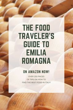 If you are looking to travel to Italy with the sole purpose of eating the best Italian food out there, Emilia Romagna is the place to go. Home to Italian classics like Parmigiano Reggiano, Prosciutto di Parma, and traditional balsamic vinegar, it is a lan