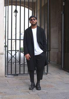 MenStyle1- Men's Style Blog - Les Freres Joachim. FOLLOW : Guidomaggi Shoes...
