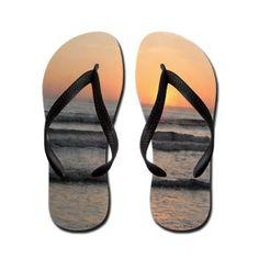 Flip Flops at Sunset $16.79
