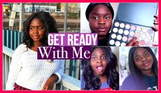 Get Ready with Me ♡