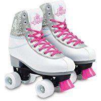 Soy Luna - Ámbar patines roller training, talla 36/37 (Giochi Preziosi YLU58300)
