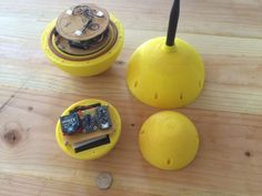 Open Source Ocean Data Buoy with Raspberry Pi #piday #raspberrypi @Raspberry_Pi « Adafruit Industries – Makers, hackers, artists, designers and engineers!