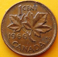 This is what you needed as a kid to buy candy :) Canadian Penny, I Am Canadian, Canadian Coins, Visit Canada, O Canada, Canada Travel, Happy Pictures, Those Were The Days, True North