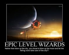 Epic level wizards Blowing up the moon Dnd Characters, Fantasy Characters, Dungeons And Dragons Memes, Dnd Funny, Dragon Memes, Funny Memes, Jokes, Geek Culture, Thing 1