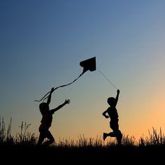 #spring Fly a kite...