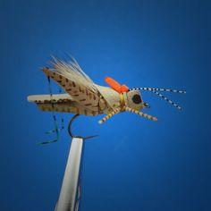 Fly Fish Food: Hopper