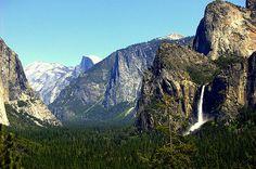 favorit place, nation park, waterfalls, yosemit nation, california, natural wonders, national parks, places, usa
