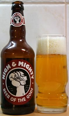Ridgeway Brewing - High & Mighty Beer of the Gods 4,5% pullo