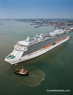 Royal Princess by Princess Cruises, Cruise Travel, Cruise Vacation, Caribbean Cruise, Royal Caribbean, Cruise Ship Pictures, Cruise Destinations, Best Cruise, Princess Cruises, Yacht Boat