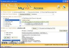 Download dbQwikMySQL2Access windows version. You can get it from Softpaz - https://www.softpaz.com for free. High speed servers! No waiting time! No surveys! The best windows software download portal!