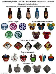 New Hidden Mickey Pins Coming Out in April Photo: Disney Co. Hidden Mickey Pins 2015 The post New Hidden Mickey Pins Coming Out in April appeared first on DIY Projects. Disney Ears, Disney Fun, Disney Magic, Disney Stuff, Disney 2015, Disney Pin Trading, Disneyland Pin Trading, Walt Disney World, Disney Parks Blog