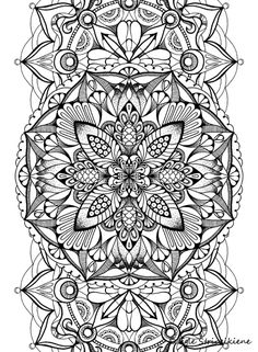 Good Abstract Coloring Books