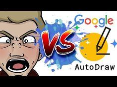 awesome ARTIST Vs. AUTODRAW! - Head to Head with Google AI Art!