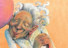 Mine to oldemødre 2008 Whimsical Art, Troll, Illustrators, Watercolor Tattoo, Portrait, Faces, Mood, Artists, Children