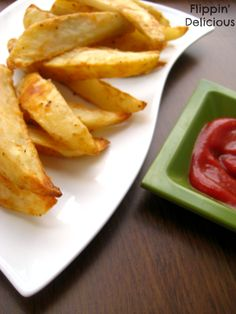 Takes only a few minutes to toss in the oven, these potato wedges are gluten-free unlike the ones you may find in the deli section of your l...