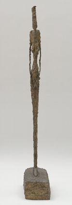 Alberto Giacometti is one of my favorite sculptors - this figure caught my eye at the NYC MOMA in 1998