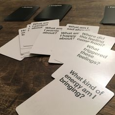 A deck of 54 cards with prompts that will help you maximize learning and achieve personal- and group clarity.