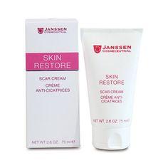 Janssen Cosmeceutical Skin Restore scar cream