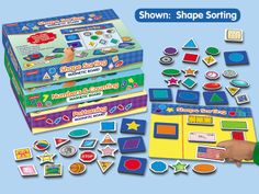 Magnetic Math Boards - Complete Set #Lakeshore Dream Classroom