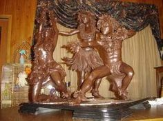 Chocolate Sculptures | The Chocolate Mold Factory Blog: Chocolate Sculpture - Chef Stafford ...