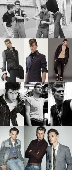 Modern Rockabilly Lookbook