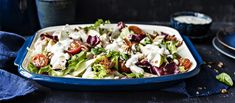 Different Salads, My Cookbook, Pasta Salad, Potato Salad, Cabbage, Good Food, Potatoes, Vegetables, Ethnic Recipes