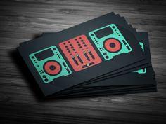 Vinyl dj business card businesscards music psdtemplates vinyl dj business card businesscards music psdtemplates djbusinesscards visit card pinterest dj business cards dj and business cards colourmoves Images