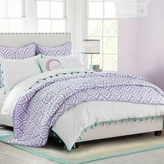 lavender diamond pop comforter sham pbteen this is a maybe