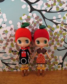 blythe twins