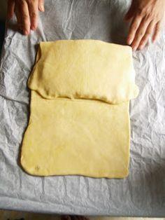 Resep Dasar Puff Pastry Berlapis-Lapis Dan Renyah