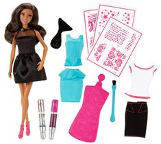 Fashion Doll: Barbie Sparkle Studio AfricanAmerican Doll ** Learn more by visiting the image link.
