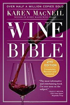 The Wine Bible: TRES BON LIVRE Cet article The Wine Bible est apparu en premier sur Epicerie au meilleur prix livrée sur toute la France…