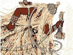 Ningún sombrero puede ser más famoso que una corona. - Baba Ejiogbe Yoruba Orishas, Yoruba Religion, Witch Doctor, Divine Feminine, Gods And Goddesses, Religious Art, Love Art, Buddhism, Creative Art