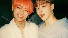 Jimin and Taehyung Foto Bts, Bts Photo, Taehyung, Playlists, Bts Jimin, Comme Des Freres, Admirateur Secret, Photos Bff, Bts Polaroid