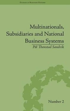 [PDF] Multinationals, Subsidiaries and National Business Systems: The Nickel Industry and Falconbridge Nikkelverk (Studies in Business History) | Free eBooks Download - EBOOKEE!
